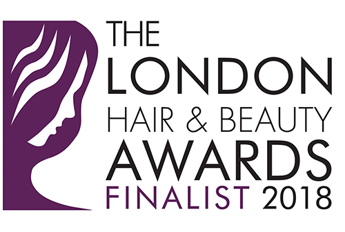 The London Hair & Beauty Awards Finalist 2018