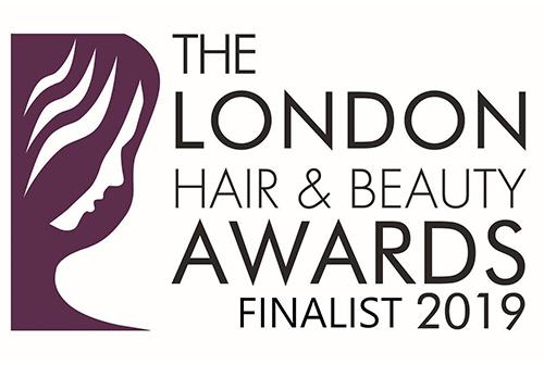 The London Hair & Beauty Awards Finalist 2019