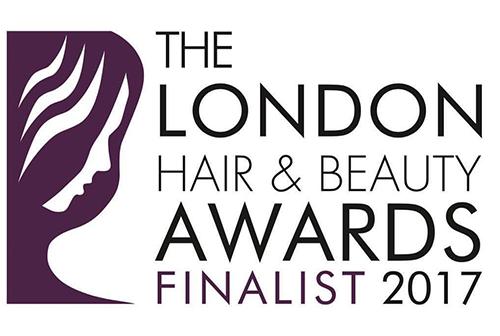 The London Hair & Beauty Awards Finalist 2017